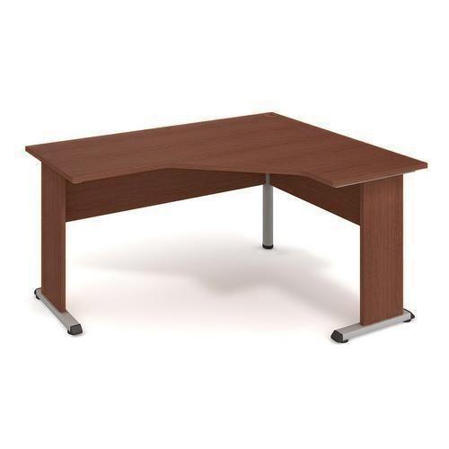 Rohový kancelářský stůl Proxy, 160 x 120 x 75,5 cm, pravé proved