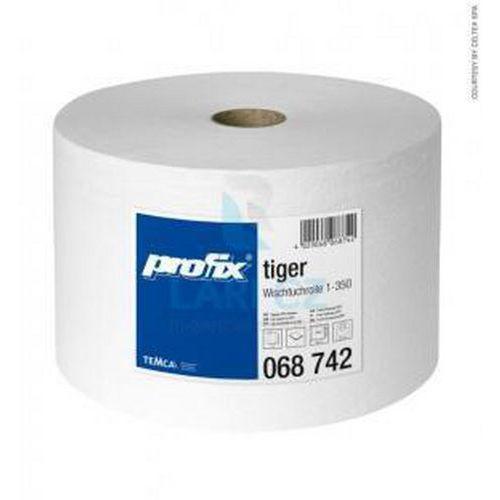 Průmyslové textilní utěrky Profix Tiger Wipers 350, 1-vrstvé, 11