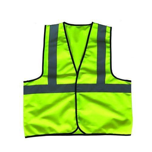 Reflexní vesta Manutan L, žlutá