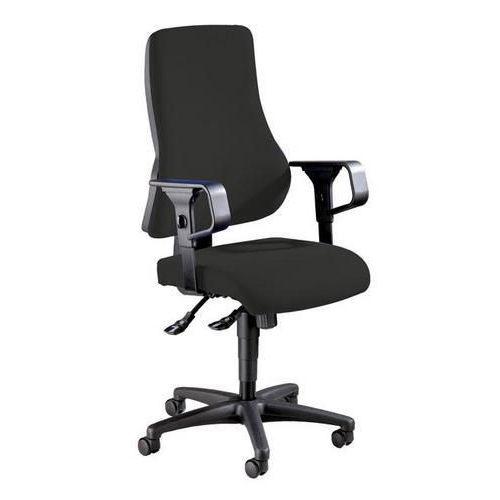 Kancelářská židle Point Top, černá