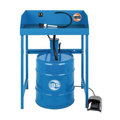Mycí stůl IBS, typ BK 50 - Prodloužená záruka na 10 let