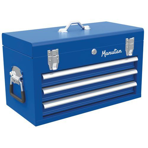 Kufr na nářadí Manutan P6