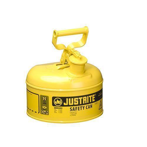 Bezpečnostní nádoba na hořlaviny, žlutá, 1,8 kg