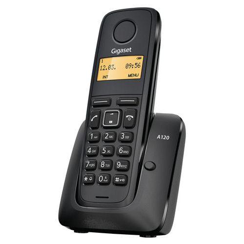 Bezdrátový telefon Siemens Gigaset A120