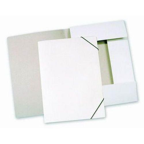 Papírové desky s gumičkou