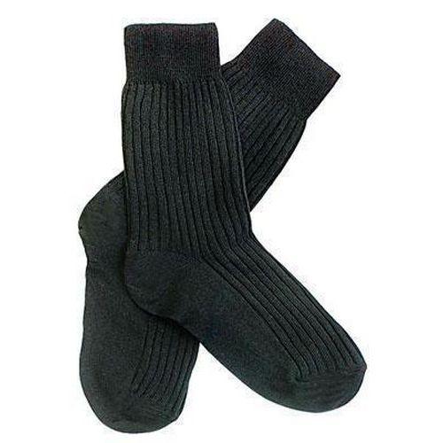 Pracovní ponožky, černé