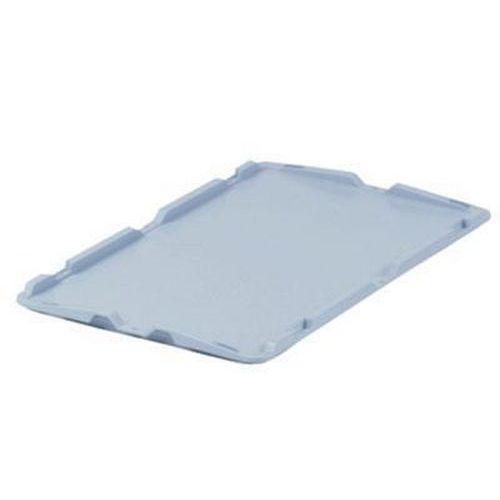 Víko k plastovým přepravkám PP Silverline, typ standard, 60 x 40
