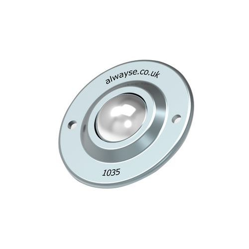 Kuličková kladka s přírubou, průměr 32 mm