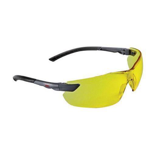 Nemlživé ochranné brýle 3M Elegant se žlutými skly