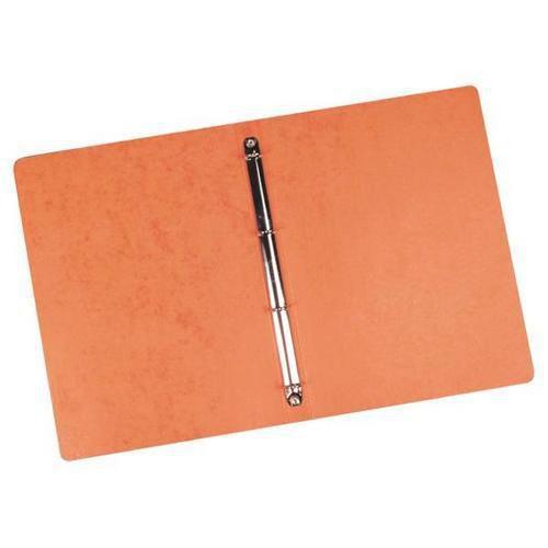 Kroužkový pořadač Clear, 20 ks, 4 kroužky, oranžový