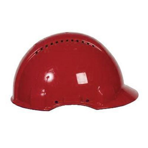 Ochranná přilba 3M G3000, červená