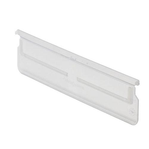 Dělící příčné přepážky pro šířku boxů 23 cm