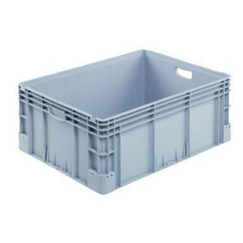 Plastová přepravka PP Silverline, 132 l