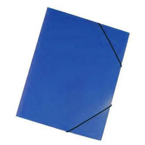 Plastové spisové desky Trio, 20 ks, modré