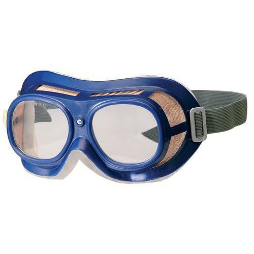 Uzavřené ochranné brýle CXS Tole s čirými skly