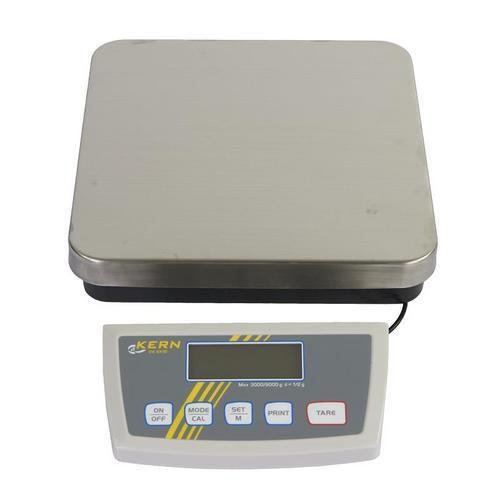 Plošinová váha Kern DE, do 3/6 kg