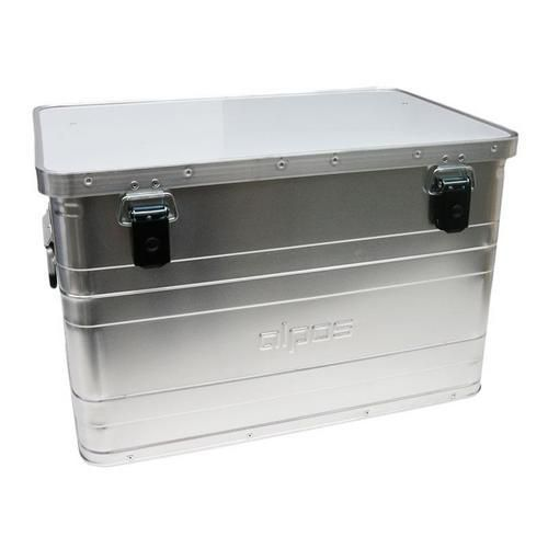 Hliníkový přepravní box, plech 0,8 mm, 70 l