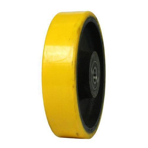 Polyuretanové pojezdové kolo, průměr 200 mm, valivé ložisko