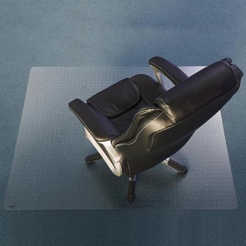 Ochranná podložka pod židli na koberce, obdélníková, 150 x 120 c