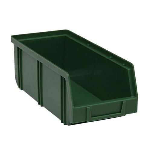 Plastový box 8,3 x 10,3 x 24 cm, zelený