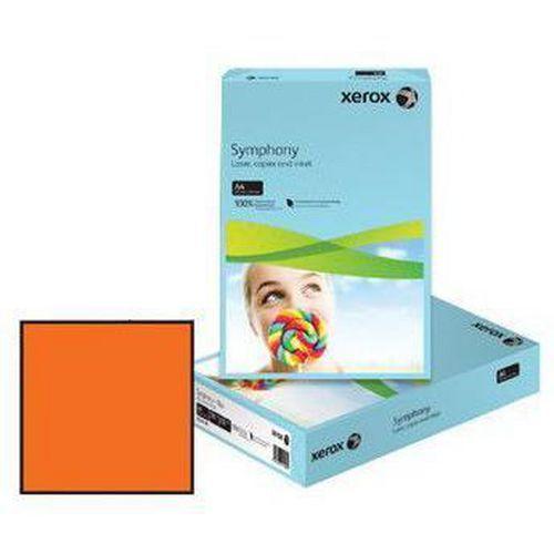 Barevný papír XEROX Symphony, intenzivně oranžová
