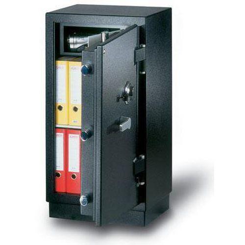 Trezorová skříň NHD 145, bezpečnostní třídy 1, šedá