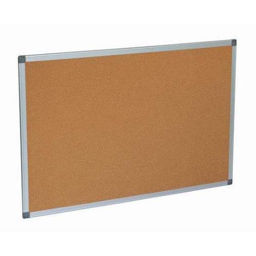 Korková nástěnka Basic, 90 x 60 cm