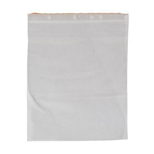 Uzavíratelné sáčky se zipem Manutan, 250 x 180 mm, 1 000 ks