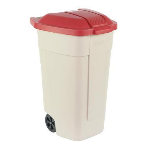 Plastová popelnice Rubbermaid Mobile Containers na tříděný odpad