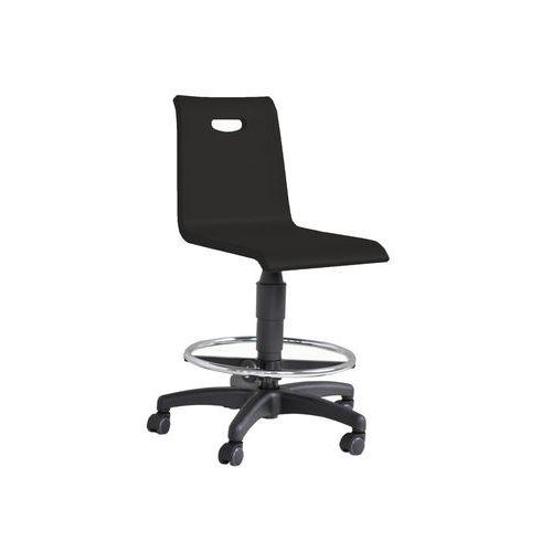Pracovní židle Kita, černá