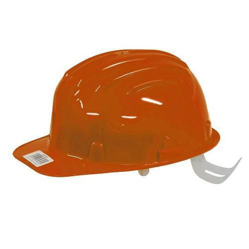 Ochranná přilba 4-bodová, oranžová