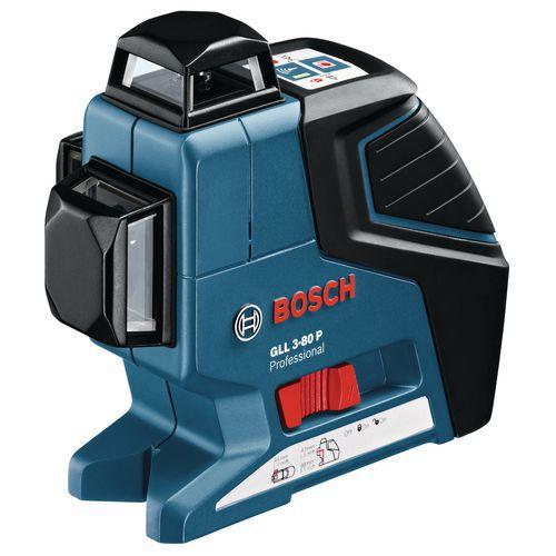 Multifunkční křížový laser Bosch GLL 3-80 P
