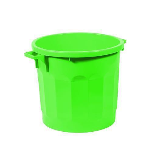 Plastový kontejner Bert, 75 l, zelený