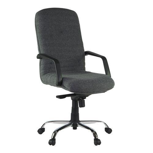 Kancelářské křeslo Otto, šedé