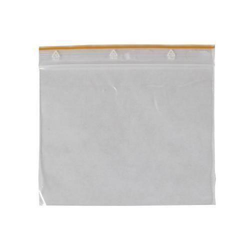 Uzavíratelné sáčky se zipem Manutan, 100 x 100 mm, 1 000 ks