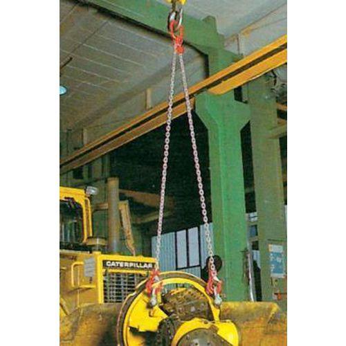 Vázací řetěz s okem a hákem, do 1 120 kg