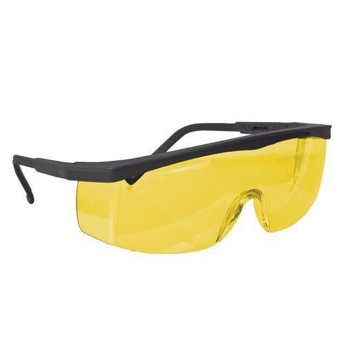 Ochranné brýle CXS Kid se žlutými skly