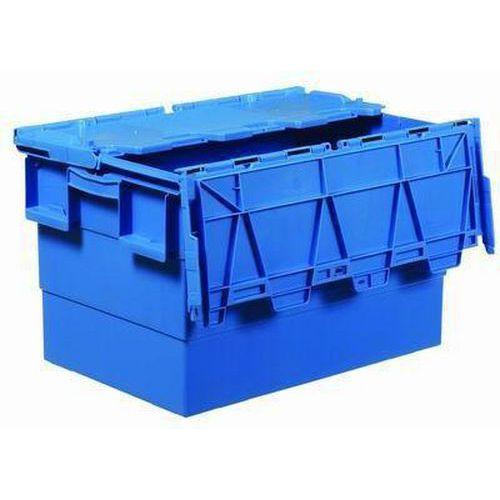 Plastový přepravní box Integra, 64 l