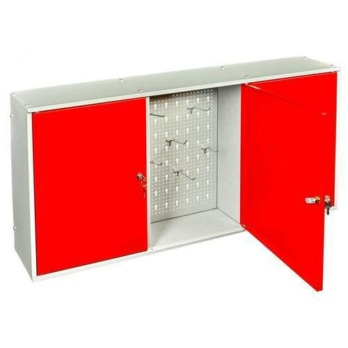 Závěsná skříňka na nářadí, 60 x 120 x 20 cm