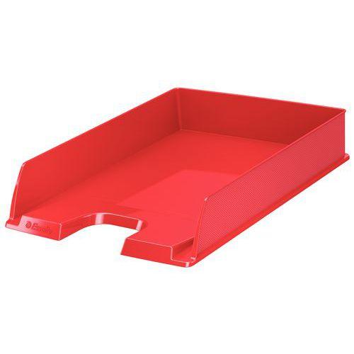 Esselte Odkladač pro formát A4, balení 10 ks, červený