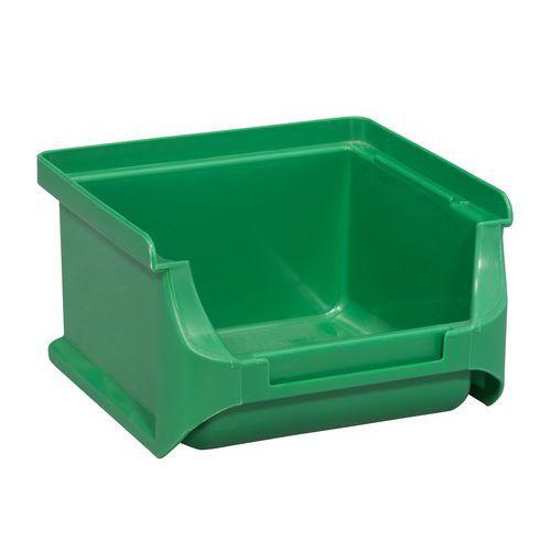 Plastový box PP 6 x 10,2 x 10 cm, zelený