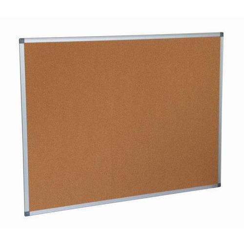 Korková nástěnka Basic, 120 x 90 cm