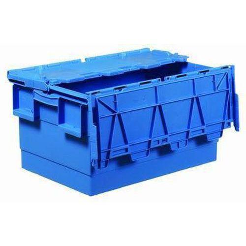 Plastový přepravní box Integra, 55 l