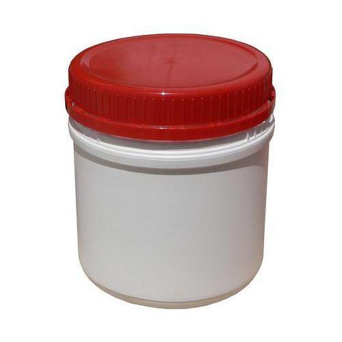 Plastová dóza, 0,5 l