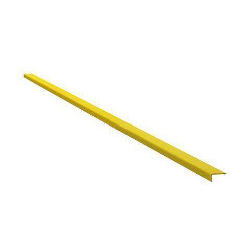Protiskluzový profil na schody, úzký, žlutý, 250 cm
