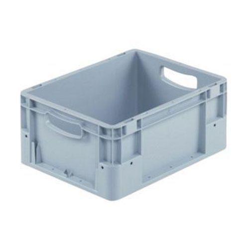 Plastová přepravka PP Silverline, 15 l - Prodloužená záruka na 10 let