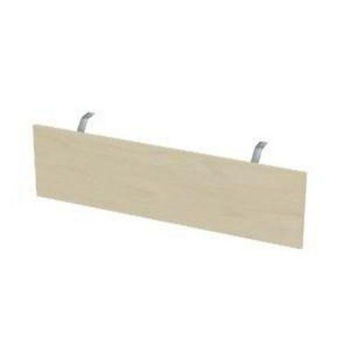 Dřevěná krycí deska ke kancelářskému stolu Gemi 139, délka 112,8