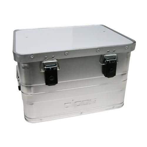 Hliníkový přepravní box, plech 0,8 mm, 29 l