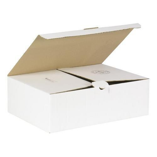 Kartonová krabice s víkem, 120 x 350 x 250 mm