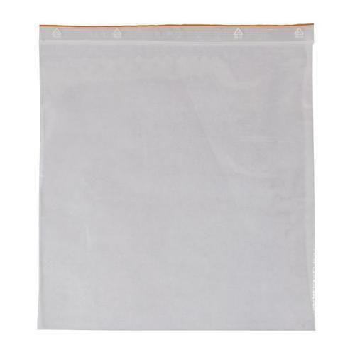 Uzavíratelné sáčky se zipem Manutan, 250 x 200 mm, 1 000 ks
